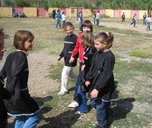 Albania barn i lek