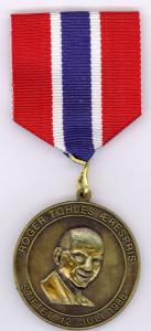 Tohjemedaljen web